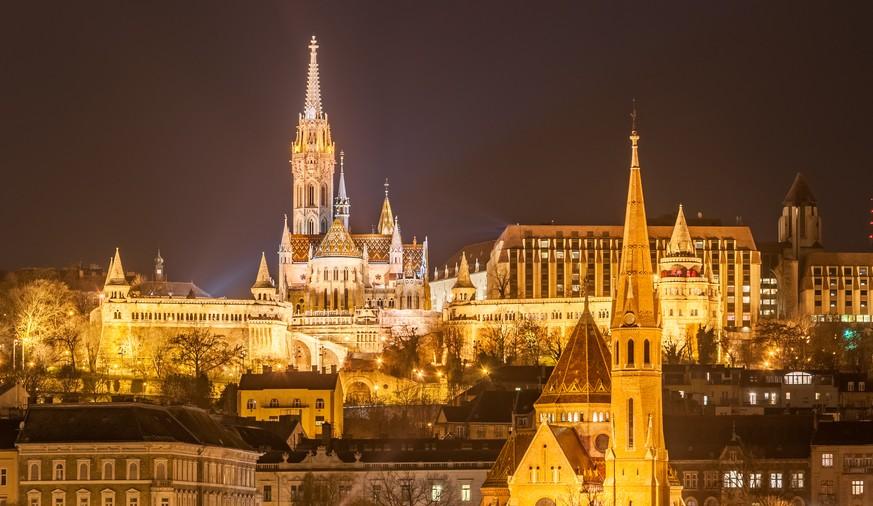 Bli kjent med Budapest på en effektiv måte