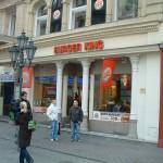 Burger King Budapest