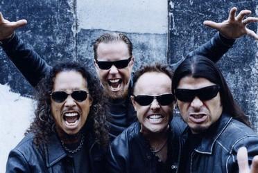 Metallica konsert i Budapest 2018