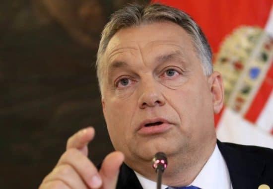 Orban valg i Ungarn