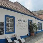 Gresk gate i Szentendre