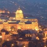 Slottet i Budapest