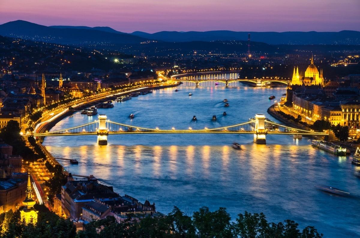 Elvecruise P 229 Donau Budapest Turistguide