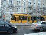 Trikk i Budapest