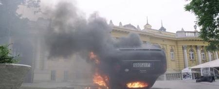 Eksplosjon i Budapest