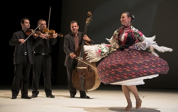 Folklore Ungarn