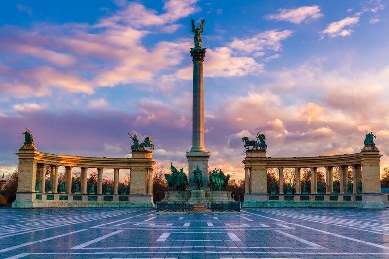 Se på vinter OL mens du er på ferie i Budapest