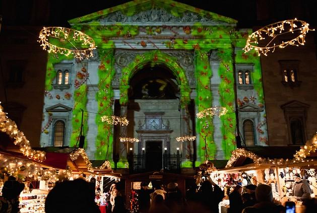 Julemarked 2 i Budapest