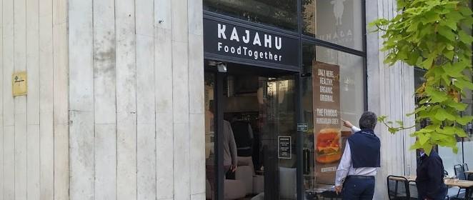 Kajahu i Budapest - et bra sted for lunsj
