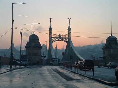 Frihetsbroa (den grønne broa)