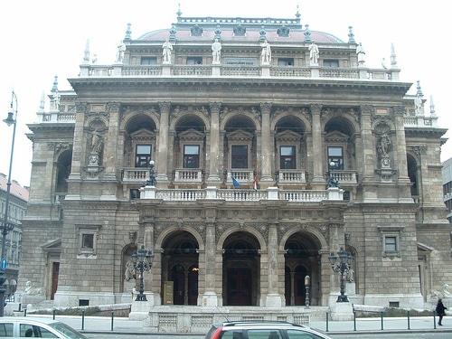 Opera i Budapest