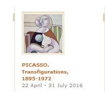 Picasso utstilling i Budapest