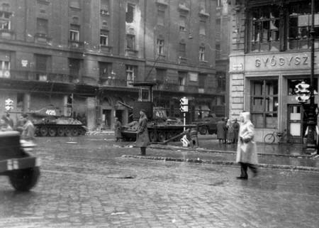 Revolusjon i Ungarn i 1956