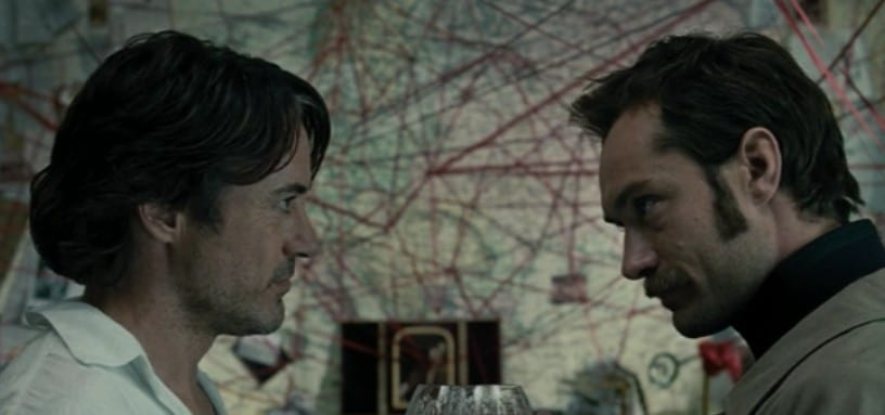 Sherlock Holmes pa ungarsk netflix