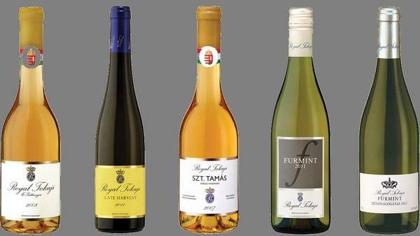 Gi bort ungarsk vin i julepresang