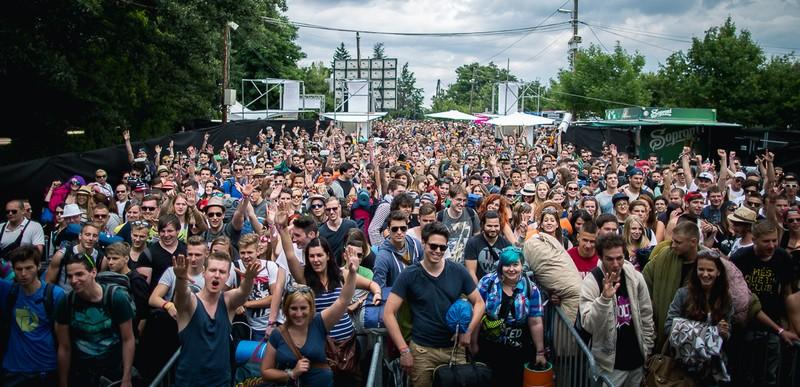 Volt festival i Sopron