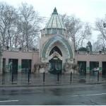 Dyrepark i Budapest