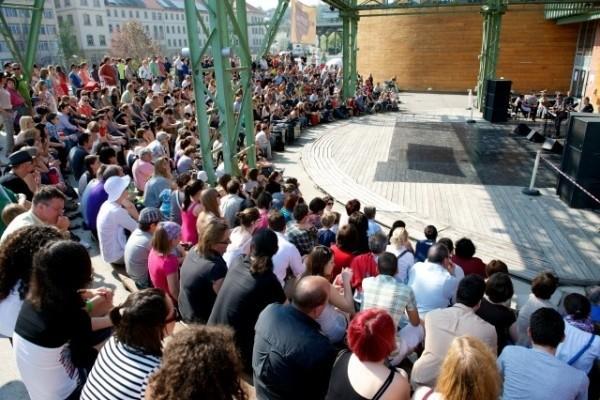 Bokfestivalen i Budapest