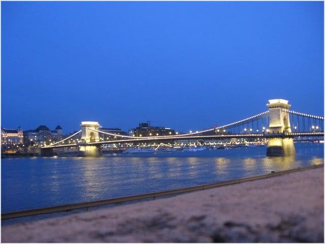 10 ting å gjøre i Budapest når det er kaldt