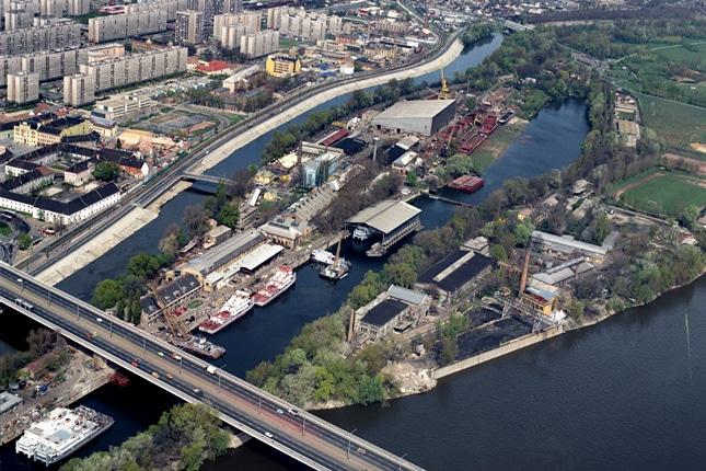 Hajogyari Sziget, Budapest