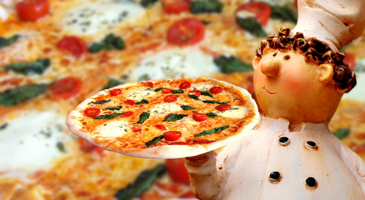 Hjemlevering av pizza i Budapest