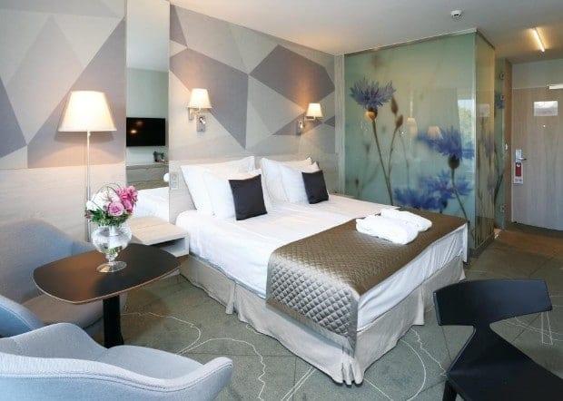 Lekre rom på Hotel Spa Resort Margitsziget