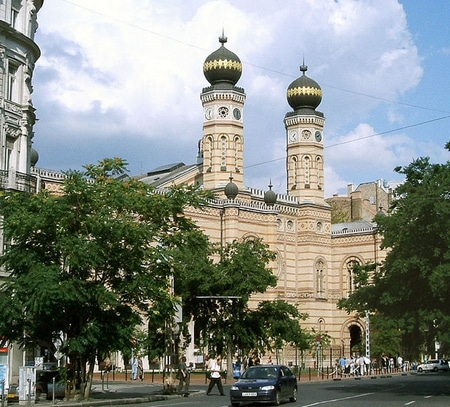 Den jødiske synagogen