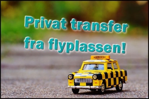 flyplass transport