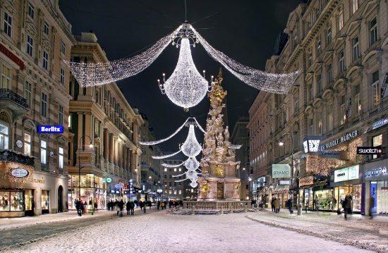 Julegate i Wien